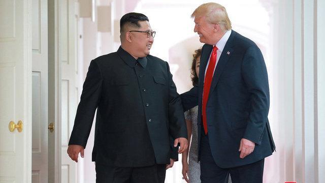 هشدار خبرگزاری کره شمالی به مردم آمریکا در آستانه مذاکرات ترامپ و اون