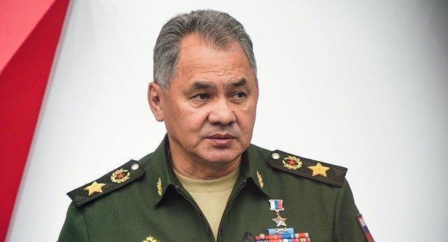 وزیر دفاع روسیه: بخش اصلی نیروهایمان سوریه را ترک کرده اند