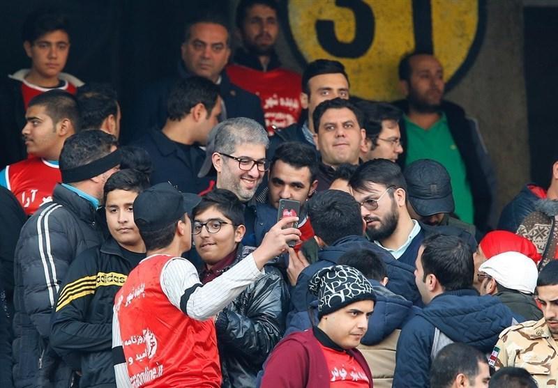 حمیداوی: گل محمدی فقط برای هدایت تیم ملی از ما جدا می شود، صحبتی با عالیشاه نداشته ایم