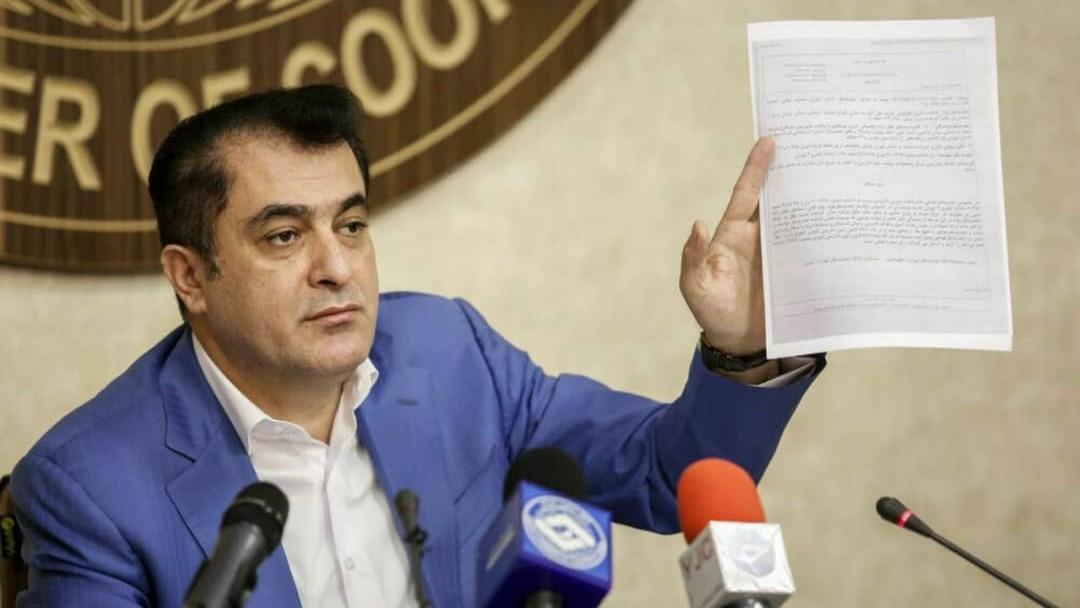 خلیل زاده: استعفای ماجدی در هیئت مدیره مورد آنالیز قرار خواهد گرفت، میلیچ و دیاباته پیش از آغاز تمرینات وارد تهران می شوند