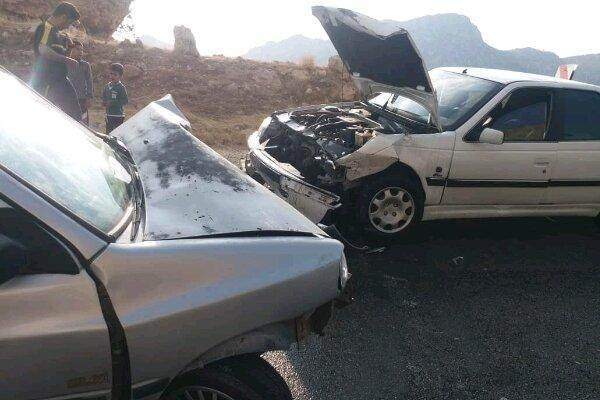 ملی پوش کشتی آزاد ایران دچار سانحه رانندگی شد