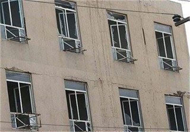 انفجار در یک ساختمان مسکونی در یافت آباد، مالک ساختمان به بیمارستان منتقل شد