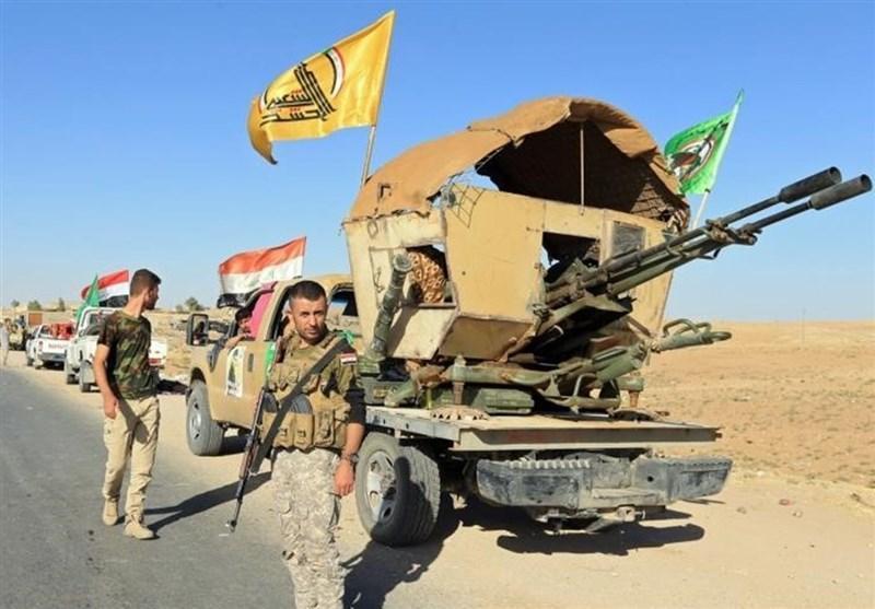 عراق، حشد شعبی دومین حمله داعش در الانبار را خنثی کرد