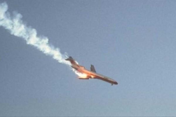 سقوط یک فروند هواپیمای مسافربری در کانادا