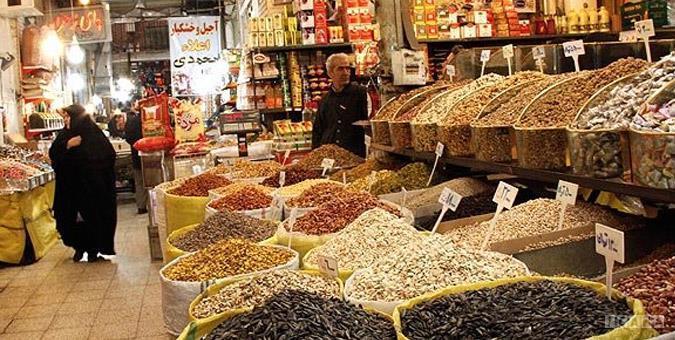 کسادی بازار آجیل با نزدیک شدن به ایام عید