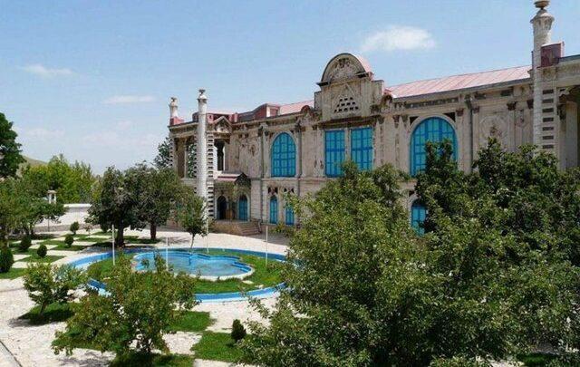 مرمت کاخ موزه سردار ماکو تا خاتمه بهار به اتمام می رسد