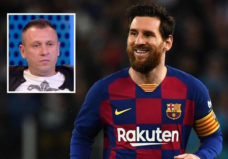 کاسانو: مارادونا باید بپذیرد که مسی او را کنار زده است، لئو از رونالدو هم بالاتر است