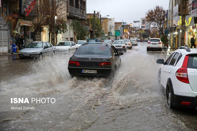 اعلام آماده باش سراسری مدیریت بحران درپی بارش های اخیر