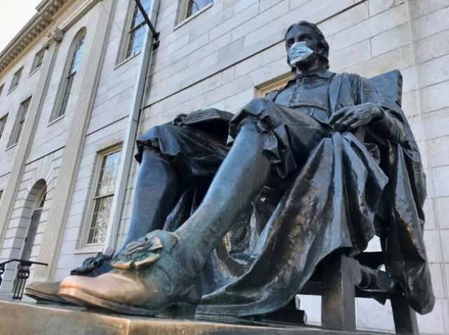دانشگاه هاروارد تحت فشار یاری 8.6 میلیون دلاری کرونا را پس داد