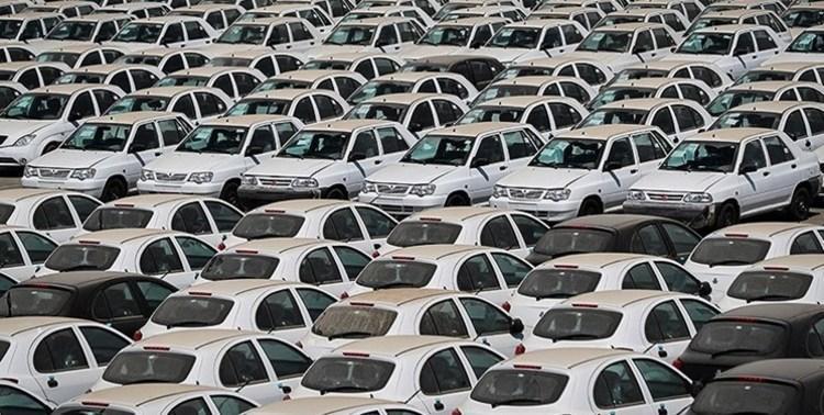 حکم احتکار برای نگهداری خودروی صفر در پارکینگ ها
