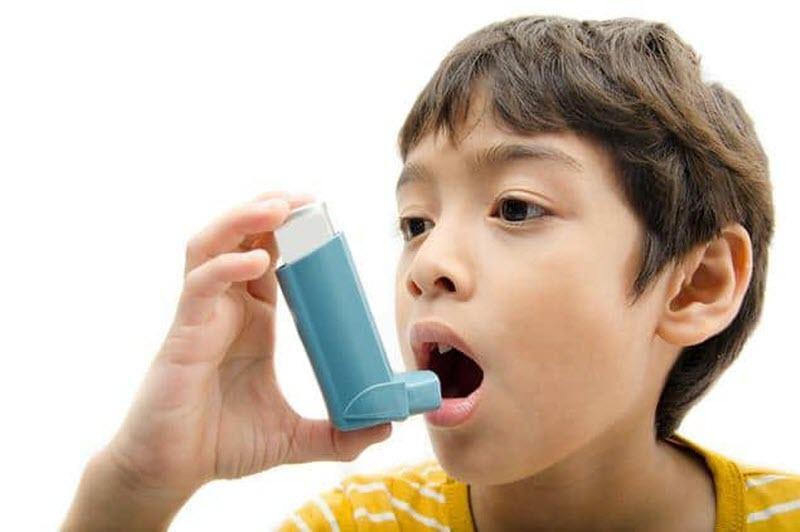 مراحل درمان آسم خفیف تا شدید