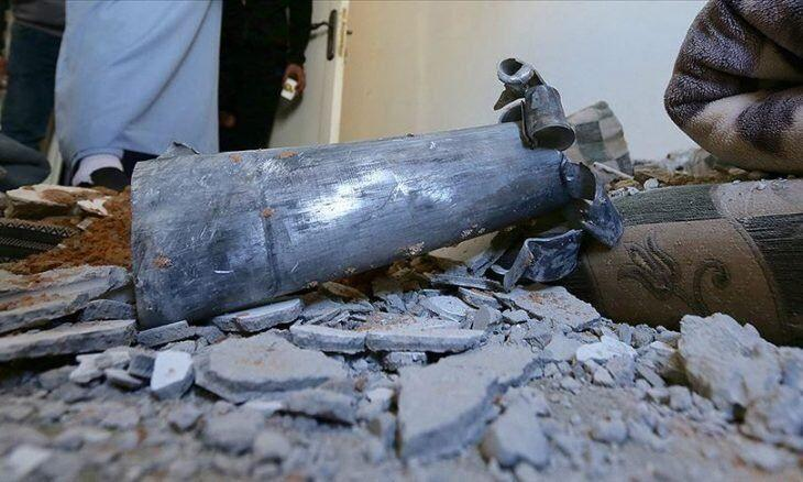حمله پهپادی به یک بیمارستان در لیبی