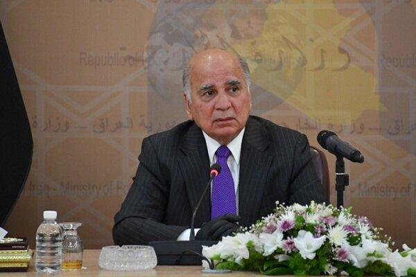 وزیر خارجه عراق: تهران و ریاض نخستین مقصدهای سفر خارجی ام هستند