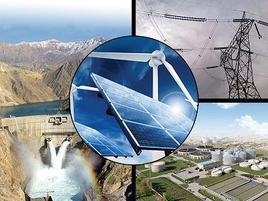 رییس جمهوری 4 طرح آب و برق را در فارس افتتاح کرد