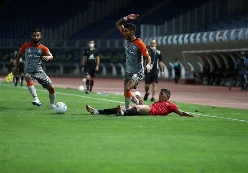 لیگ برتر فوتبال، فرار سایپا از شکست مقابل شهر خودرو در ثانیه های پایانی