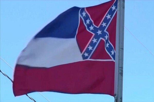 آخرین ایالت آمریکا نماد برده داری را از پرچم خود حذف کرد