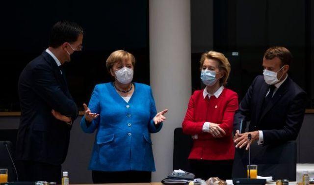 خبرنگاران اتحادیه اروپا تحریم هایی را علیه چین اعمال کرد
