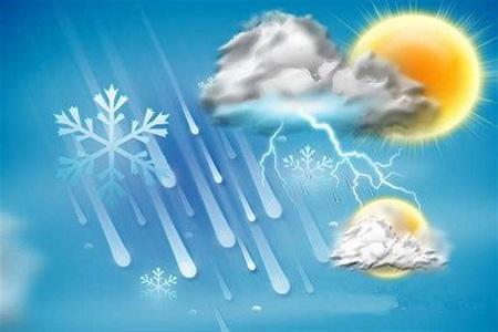 هشدار سازمان هواشناسی نسبت به وقوع رگبار باران و وزش باد شدید
