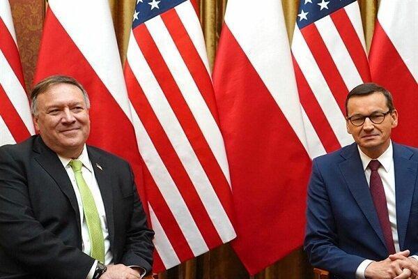 امضای توافق همکاری های نظامی میان آمریکا و لهستان