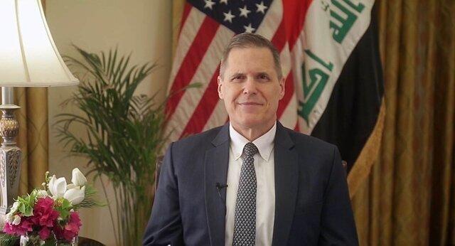 ادعای آمریکا درباره عراق