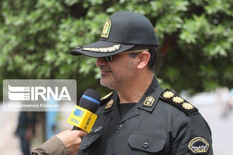 خبرنگاران فرمانده انتظامی کلانشهر اهواز: هیچ نیرویی به ساکنان روستای ابوالفضل(ع) تیراندازی نکرده است
