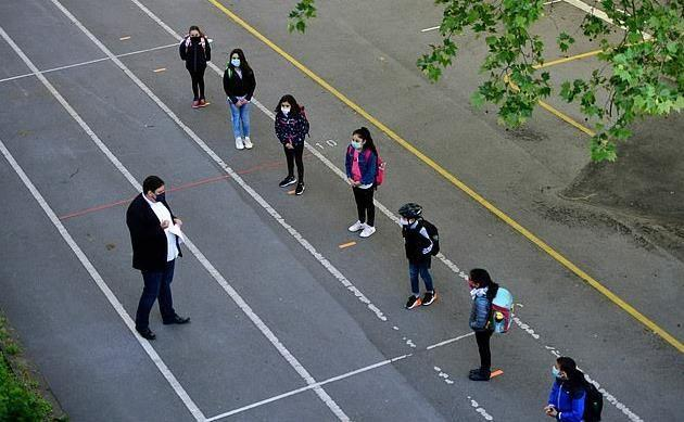 چالش کرونا برای مدارس آمریکا، 100 دانش آموز در می سی سی پی قرنطینه شدند