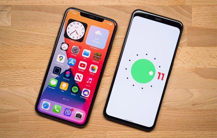 اندروید 11 در مقابل iOS 14؛ سیستم عامل موبایل برتر 2020 کدام است؟