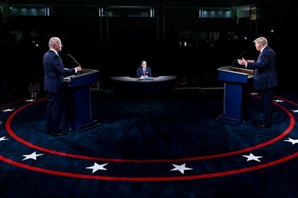بیش از 73 میلیون نفر مناظره بایدن- ترامپ را تماشا کردند