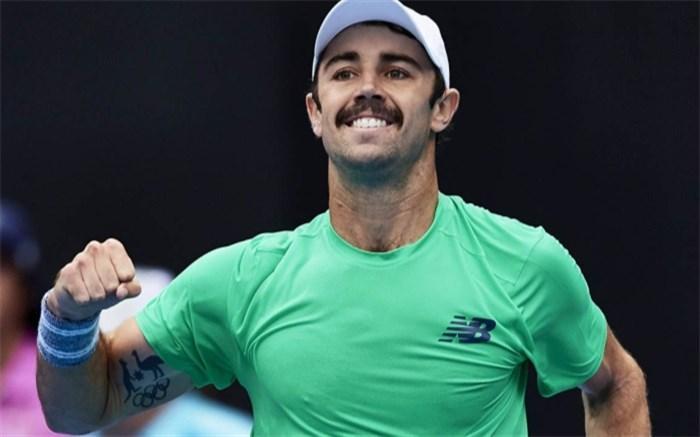 تنیس مسترز پاریس؛ شگفتی دوم جام ثبت شد