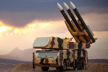 انهدام اهداف متخاصم با سامانه های بومی سپاه و ارتش