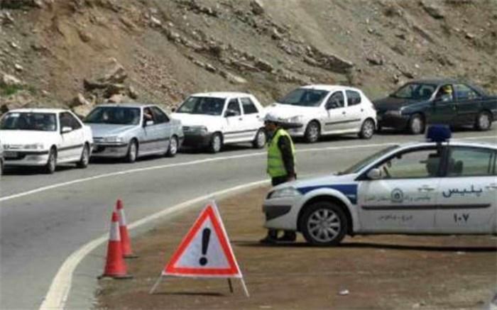 ترافیک روان در جاده های شمال کشور