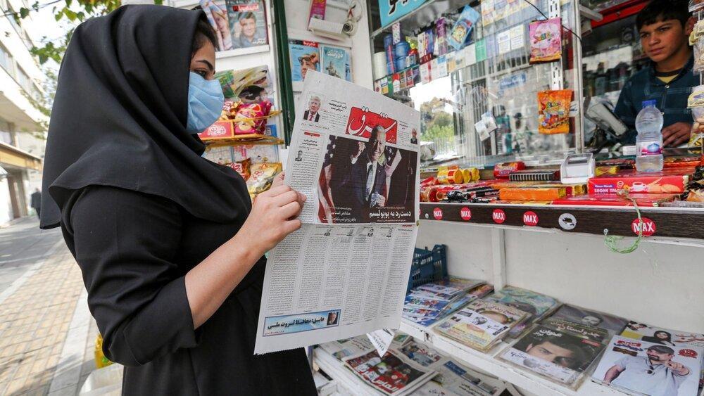 نیوزویک:ایرانیان از پیروزی بایدن خوشحالند و امید به سرانجام تحریم و خطر جنگ دارند، اما هنوز در هراس آینده هستند