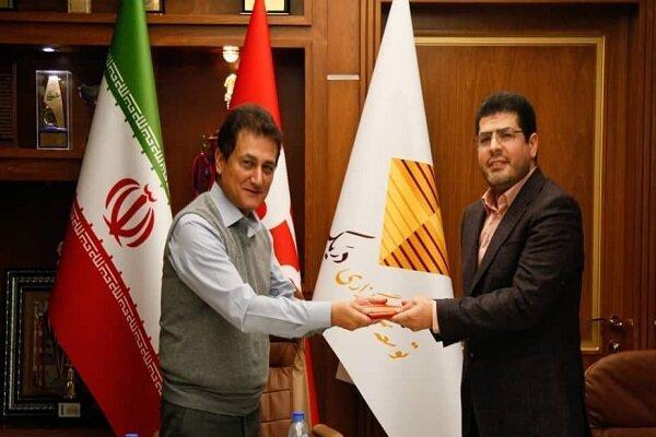 مدیرعامل جدید باشگاه تراکتور انتخاب شد، بازگشت نصیرزاده به تبریز