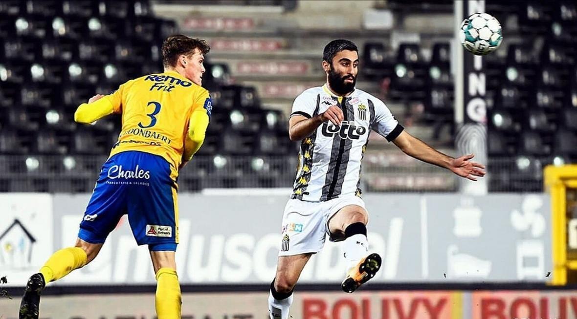 سومین باخت پیاپی شارلروا در لیگ بلژیک