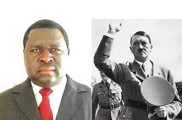 آدولف هیتلر به مجلس نامیبیا راه یافت!