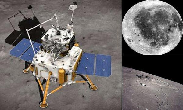 چین عمدا صعودگر قمری چانگای 5 را نابود کرد؟