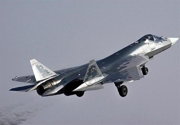 تحویل نخستین جنگنده سوخو-57 به نیروهای هوا فضای روسیه