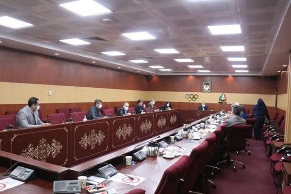 برنامه کمیته المپیک برای تامین اعتبار تجهیزات موردنیازفدراسیون ها
