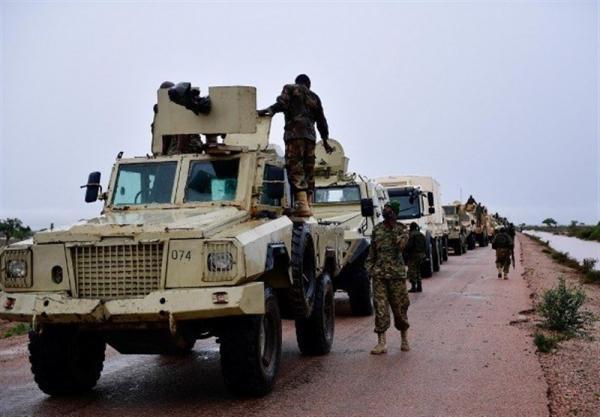 سومالی، کشته شدن 189 تروریست الشباب در عملیات نظامیان اوگاندایی