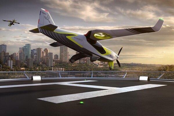 راه اندازی تاکسی هوایی دوربرد در فرانسه