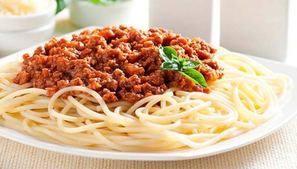 طرز تهیه اسپاگتی با گوشت چرخ کرده به 2 روش