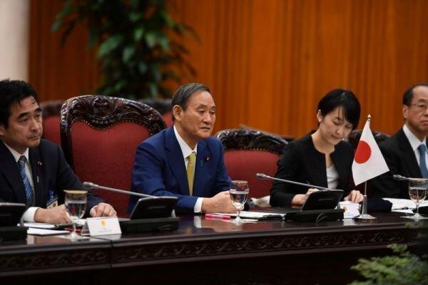 نخست وزیر ژاپن 20 فروردین با بایدن دیدار می کند