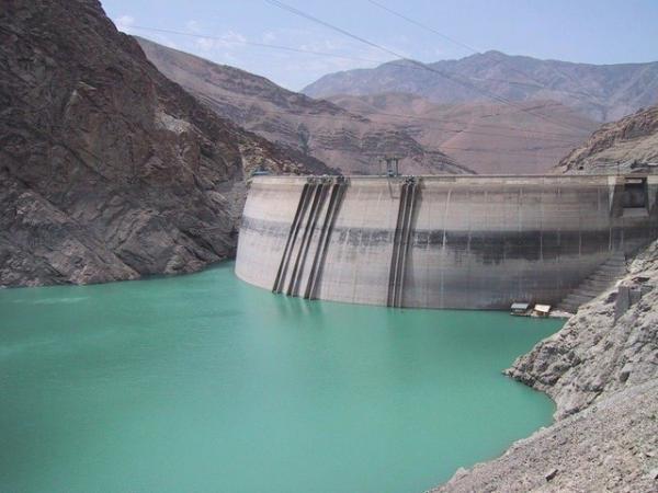 حجم ذخیره آب سد های کشور 8 درصد کم شد