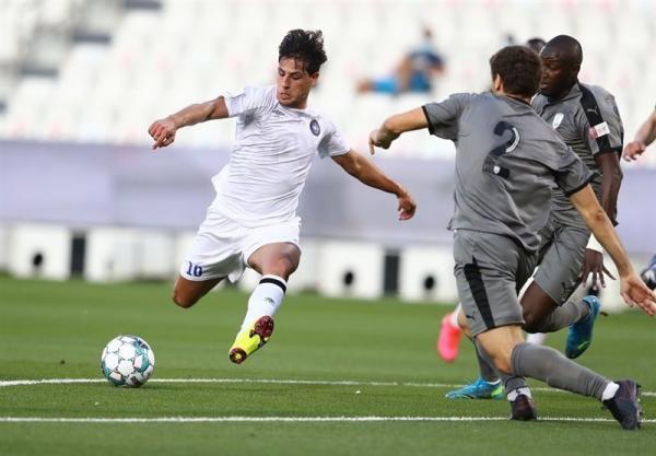 جام حذفی قطر، تیم رضاییان از صعود به فینال بازماند