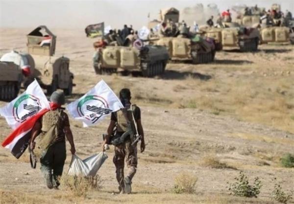 عراق، کشف 21 بمب در غرب نینوا، الفیاض: حشد شعبی یک موسسه رسمی و قانونی است