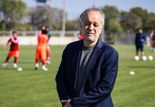 حمله تند رئیس هیئت مدیره تراکتور به بازیکنان، الیاسی: اعتراض بعضی بازیکنان نمک نشناسی است