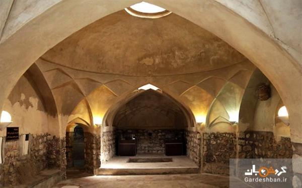 حمام گله داری ؛ بنایی قاجاری بندرعباس