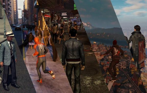 10 شهر واقعی برتر در بازی های ویدیویی؛ کپی برابر اصل