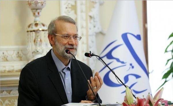 واکنش علی لاریجانی به پیروزی تیم ملی فوتبال