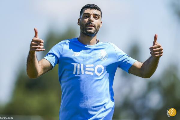 (ویدیو) واکنش خاص باشگاه پورتو به بازگشت مهدی طارمی